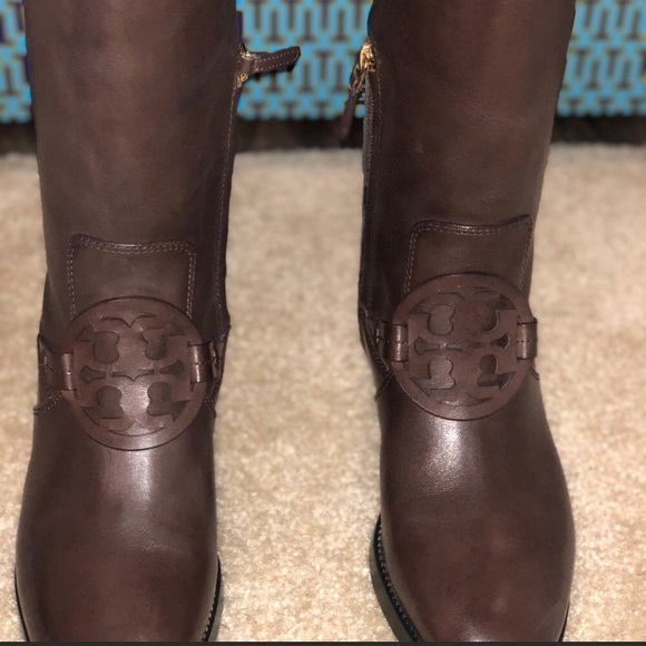 300546ee5ed NWT Tory Burch Miller Pull On Boot